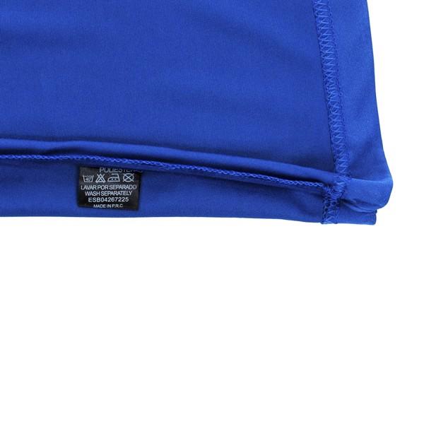 Camiseta Adulto Tecnic - Azul / S