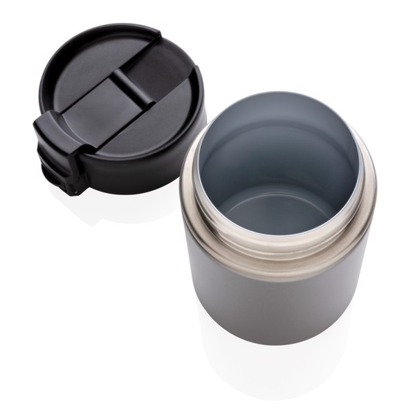 Bogota kompakt vákuum bögre kerámia felülettel - Szürke