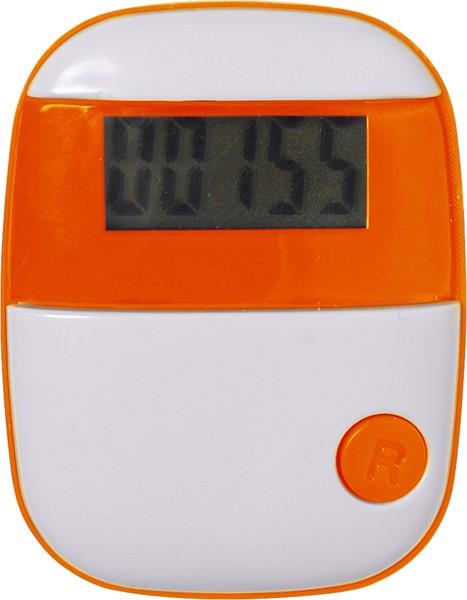 ABS pedometer - Orange