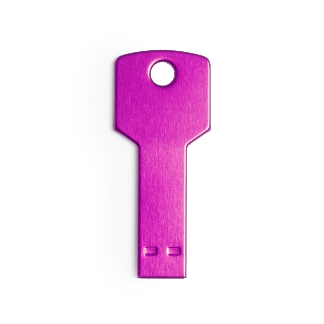 USB Memory Fixing 16GB - Fuchsia