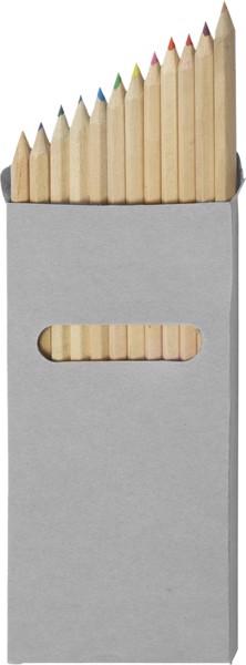 Set de lápices de madera