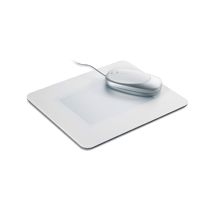 Mouse pad with picture insert Pictopad