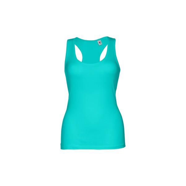 THC TIRANA. Women's tank top - Turquoise Green / XXL
