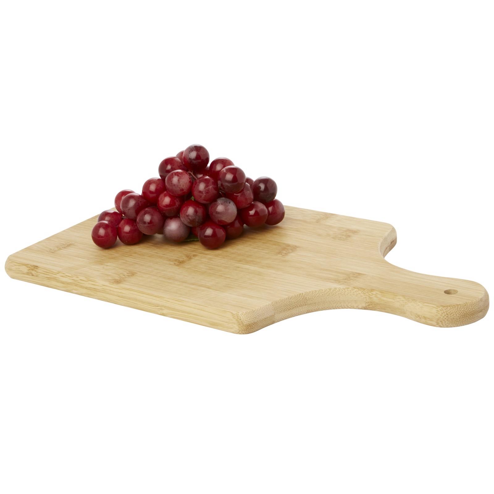 Quimet bamboo cutting board