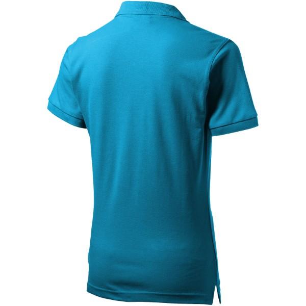 Forehand short sleeve ladies polo - Aqua / M
