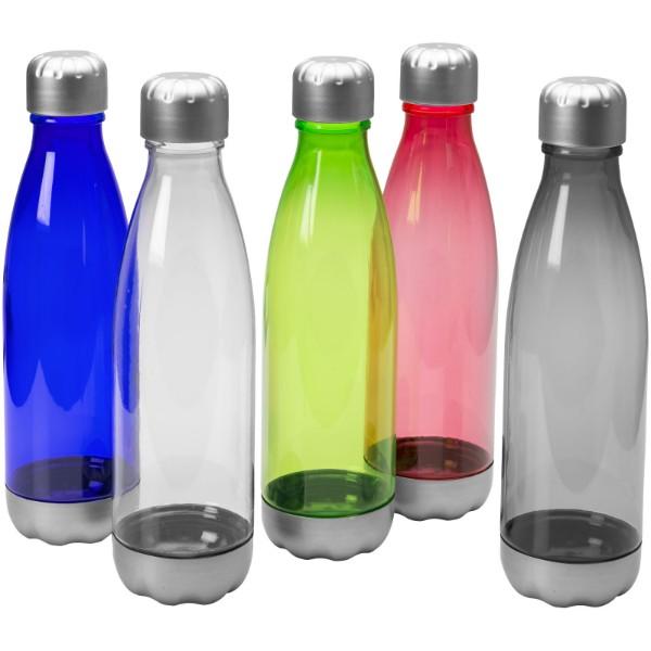"Botella deportiva de 685 ml ""Aqua"" - Rosa Neón"