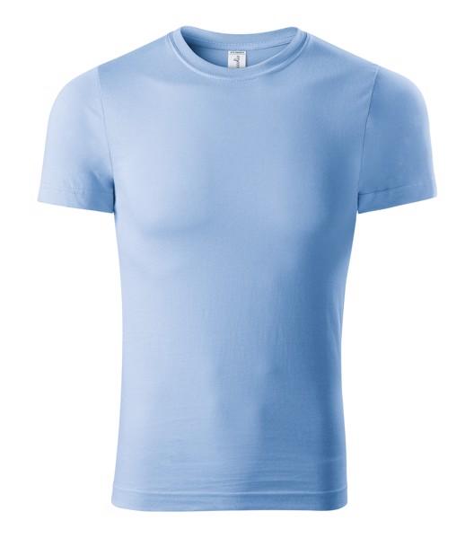 T-shirt unisex Piccolio Paint - Sky Blue / 2XL