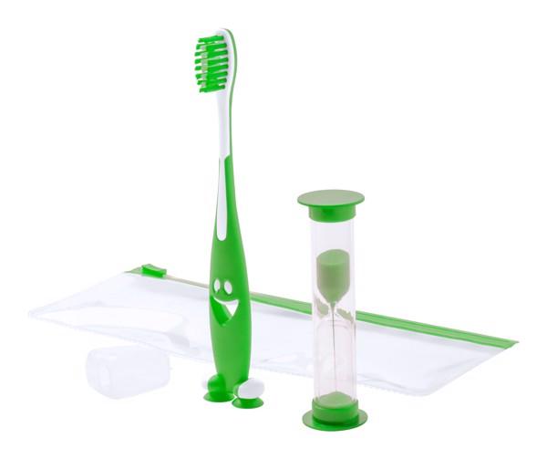Sada Na Čištění Zubů Fident - Zelená