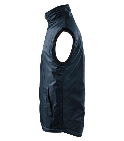 Vesta pánská Malfini Body Warmer - Námořní Modrá / 3XL