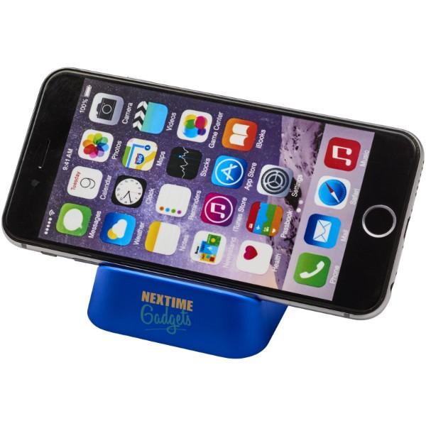 Crib phone stand - Blue