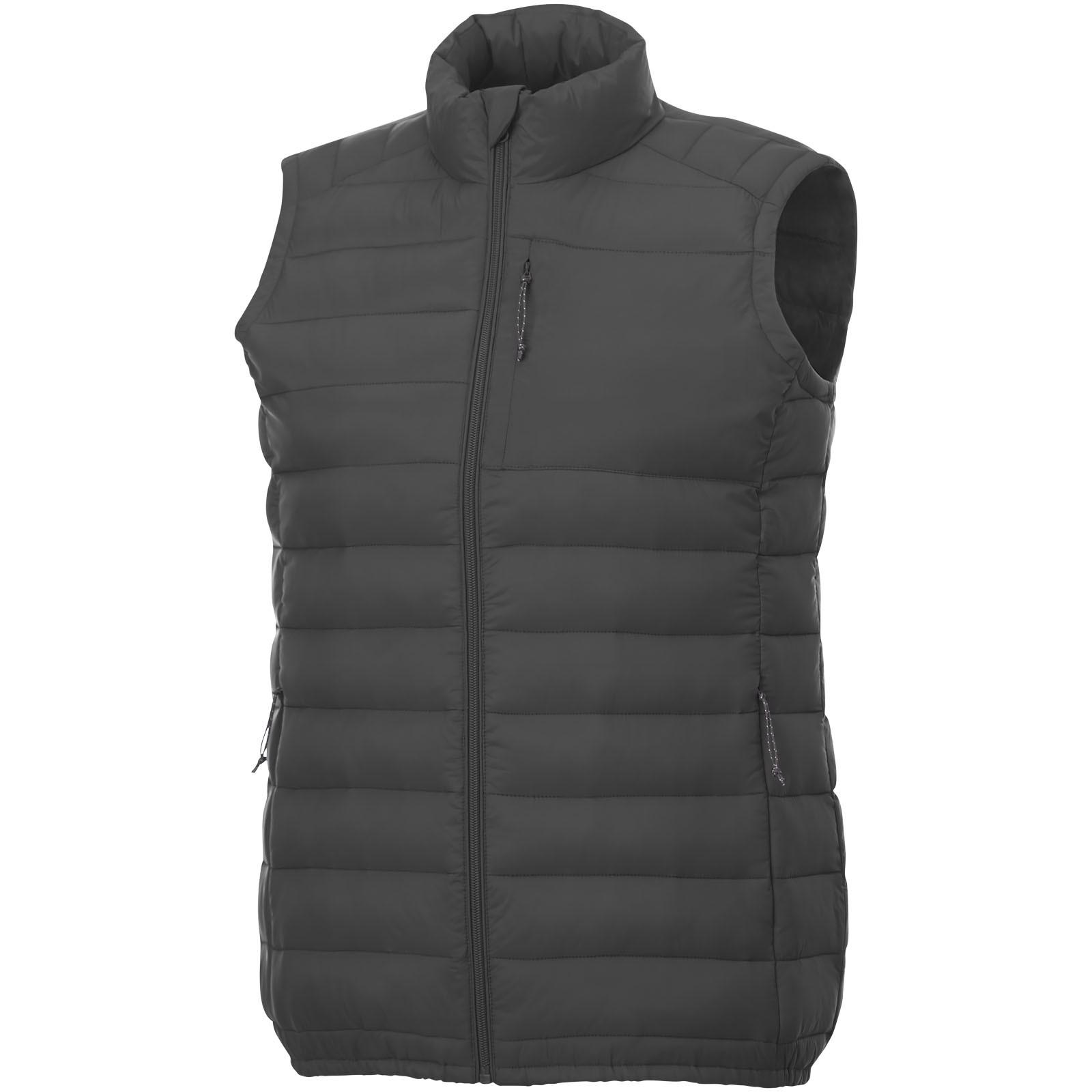 Pallas women's insulated bodywarmer - Storm Grey / XS