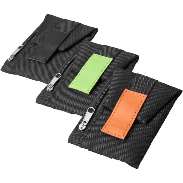 Kapsovitá peněženka Keeper - Limetka