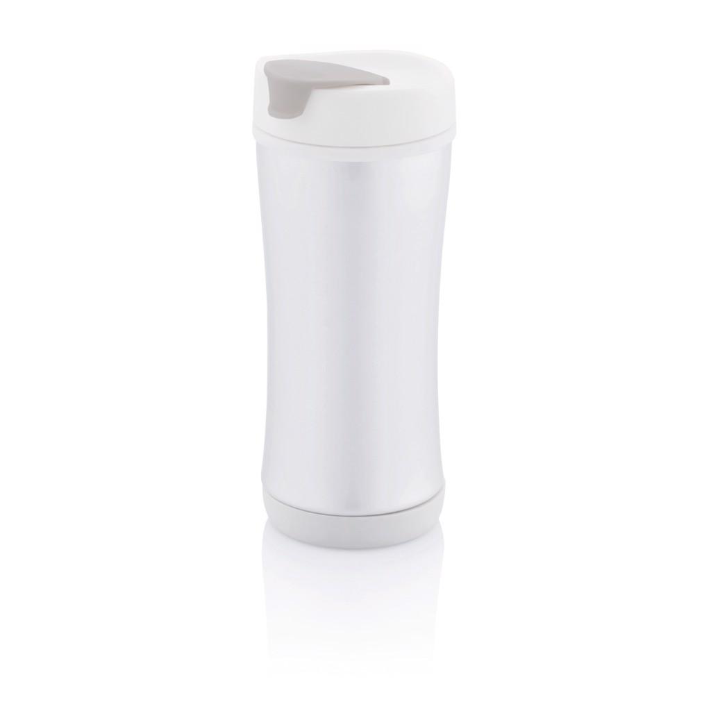 Boom eco mug - White / Grey