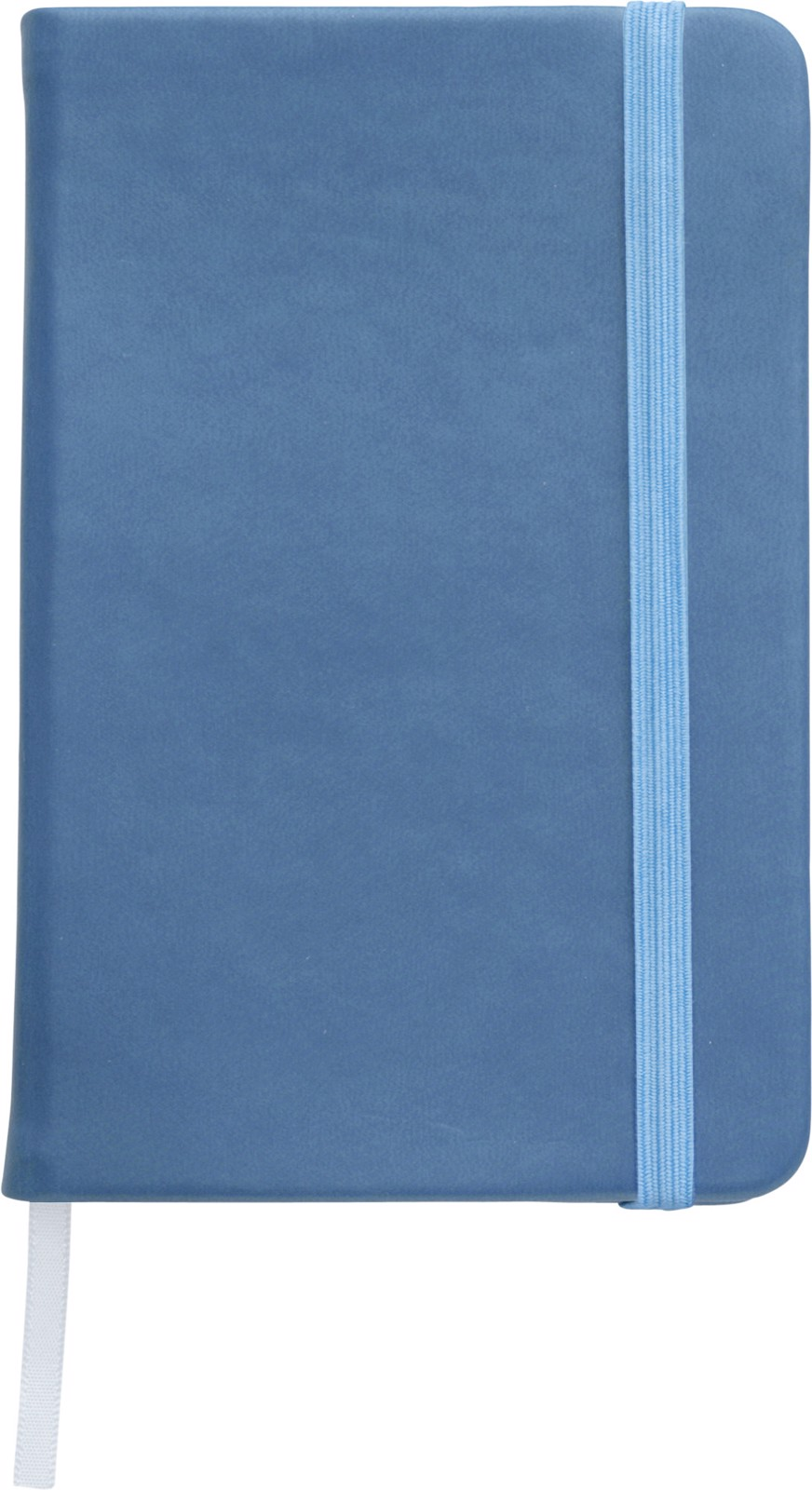 PU notebook - Light Blue
