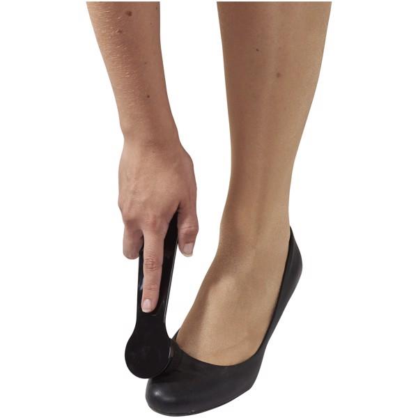 Rapid Schuhanzieher und Politur - Schwarz