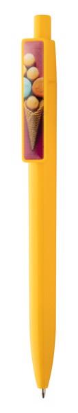 Kuličkové Pero Duomo - Žlutá