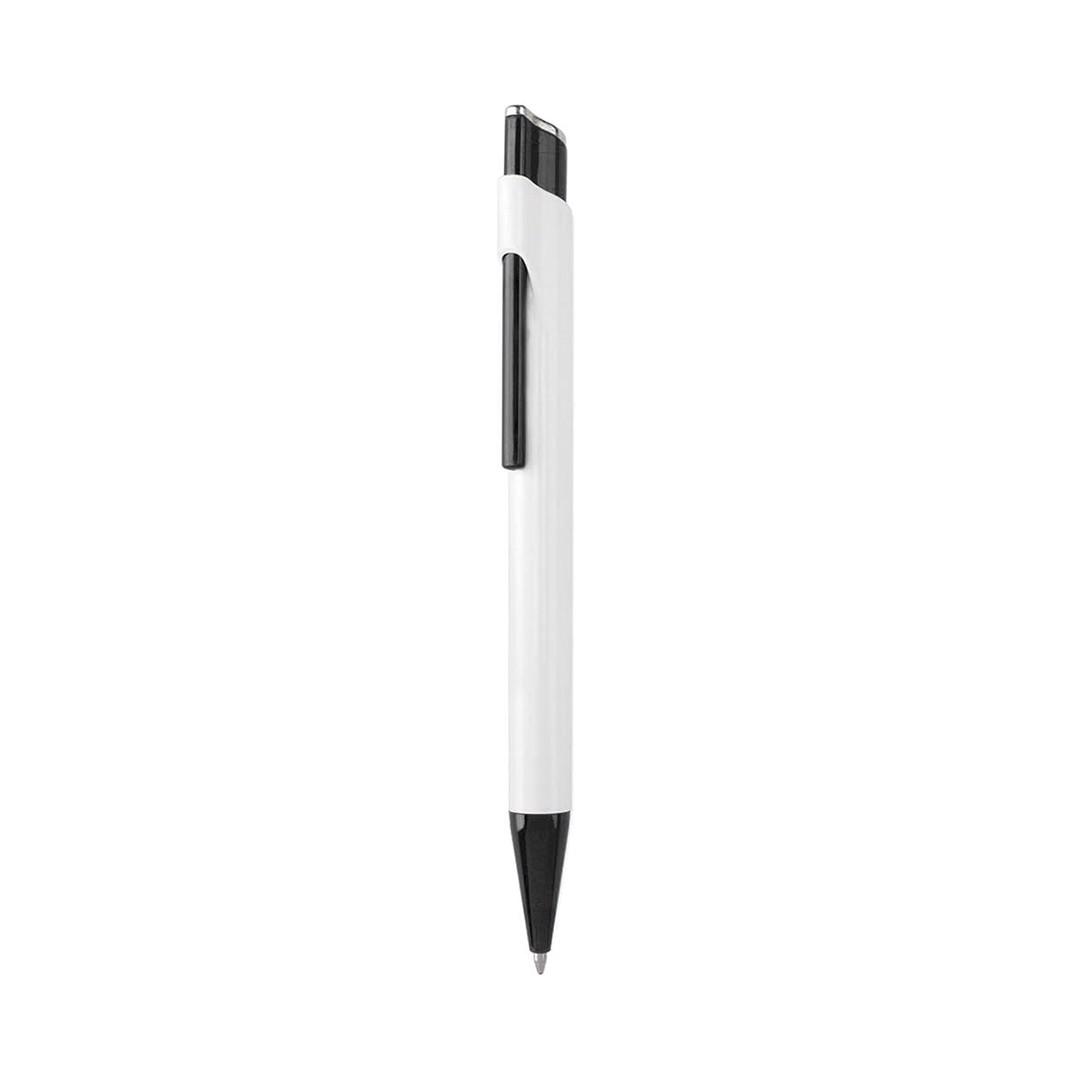 Bolígrafo Fisok - Negro