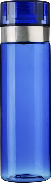 Tritan and PS bottle - Blue