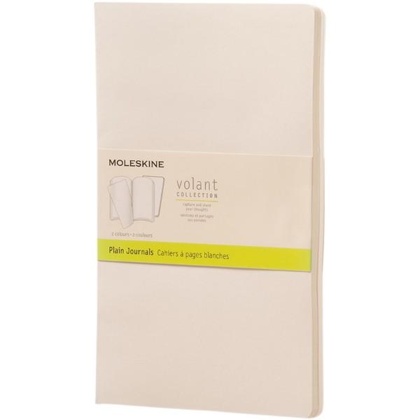 Volant Journal L - plain - White