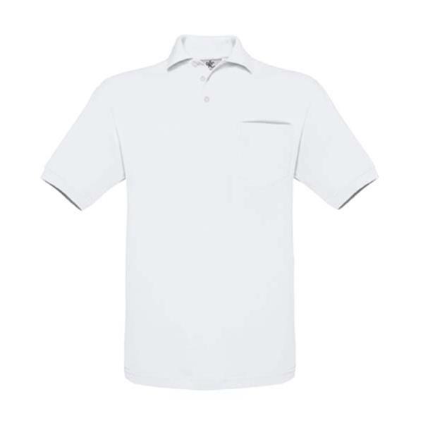 Safran Pocket - Branco / XL