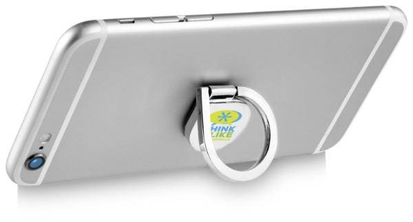 Hliníkový kruhový držák na telefon Cell