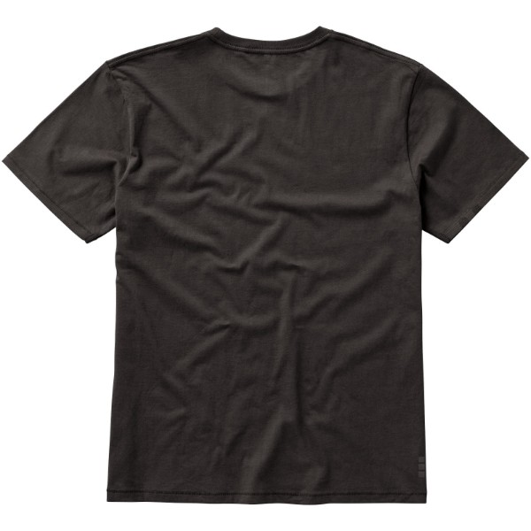 Nanaimo short sleeve men's t-shirt - Anthracite / L
