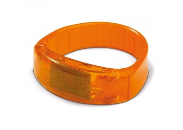 Bracelet bling - Orange