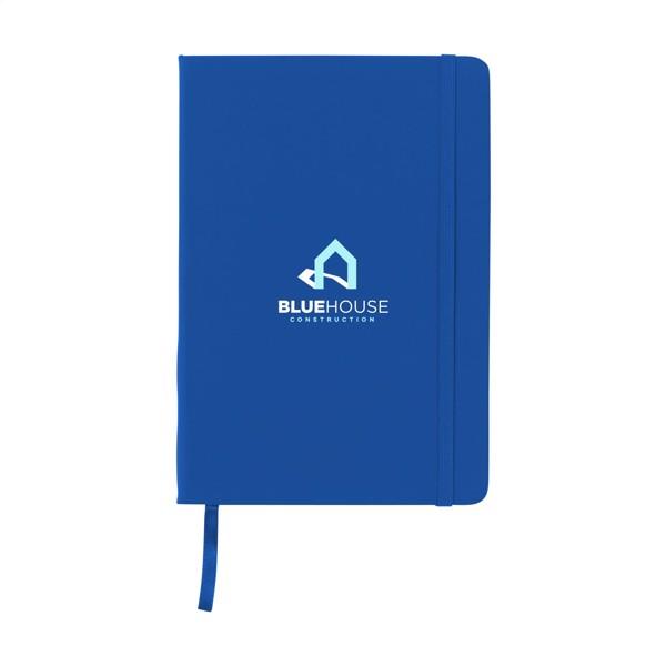 BudgetNote A5 Lines - Royal Blue