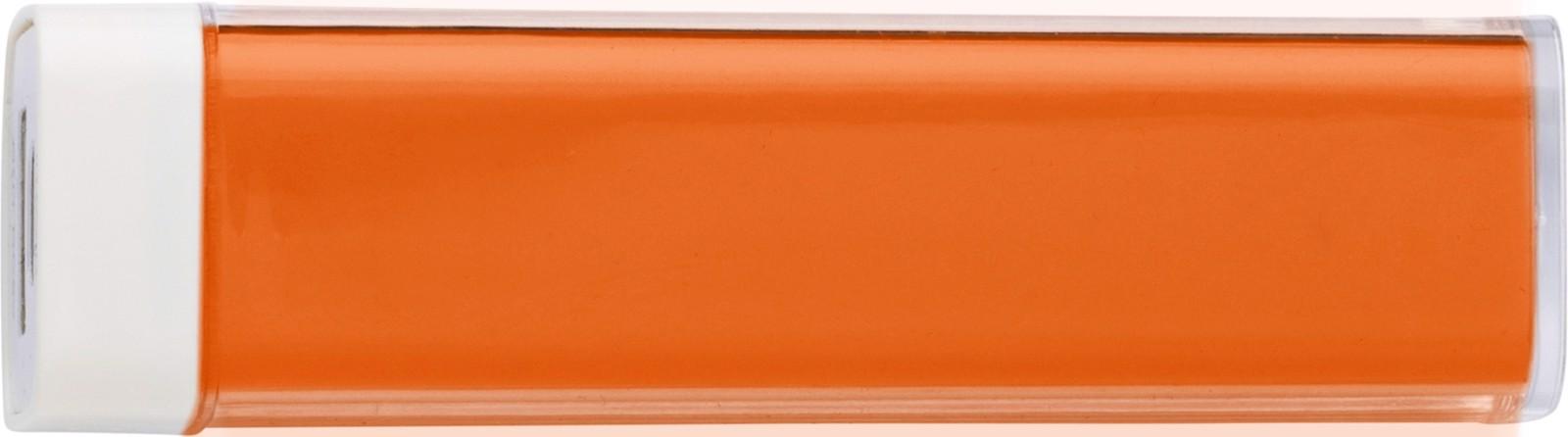 ABS power bank - Orange