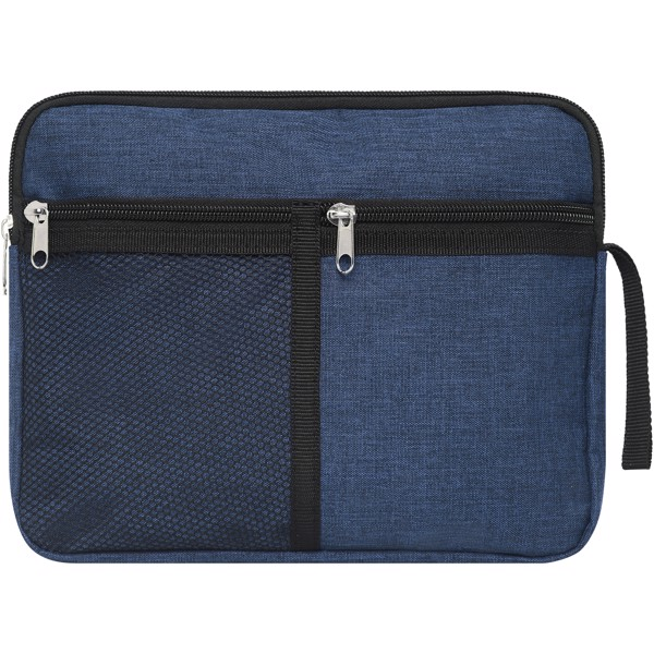Hoss toiletry pouch - Heather navy