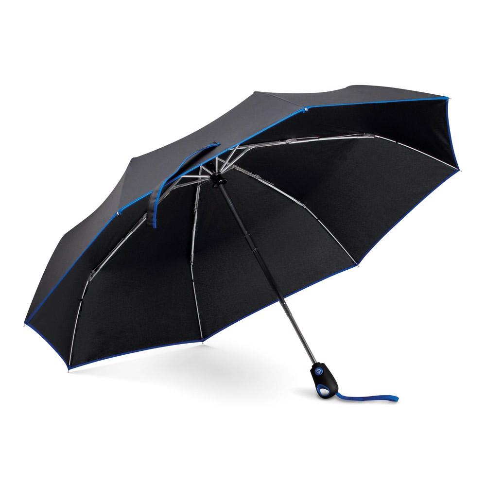DRIZZLE. Ομπρέλα με αυτόματο άνοιγμα και κλείσιμο - Μπλε Ρουά