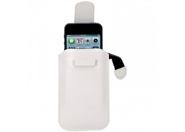Smartphone sleeve - White