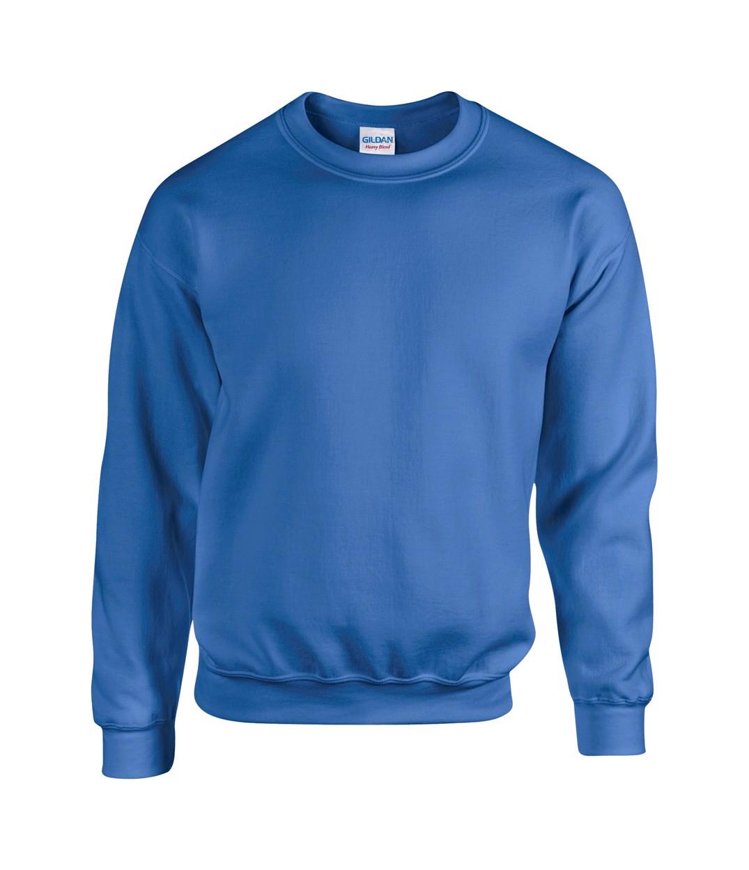 Bluză HB Crewneck - Albastru / XXL