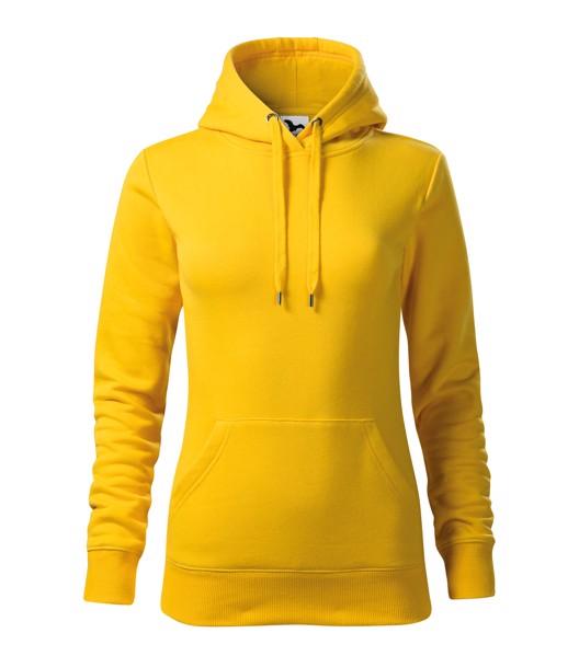 Mikina dámská Malfini Cape - Žlutá / XS