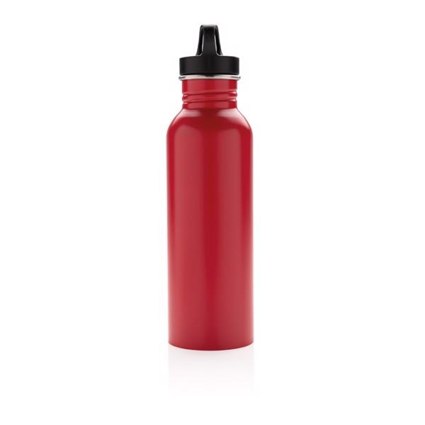 Deluxe aktivitás palack rozsdamentes acélból - Piros