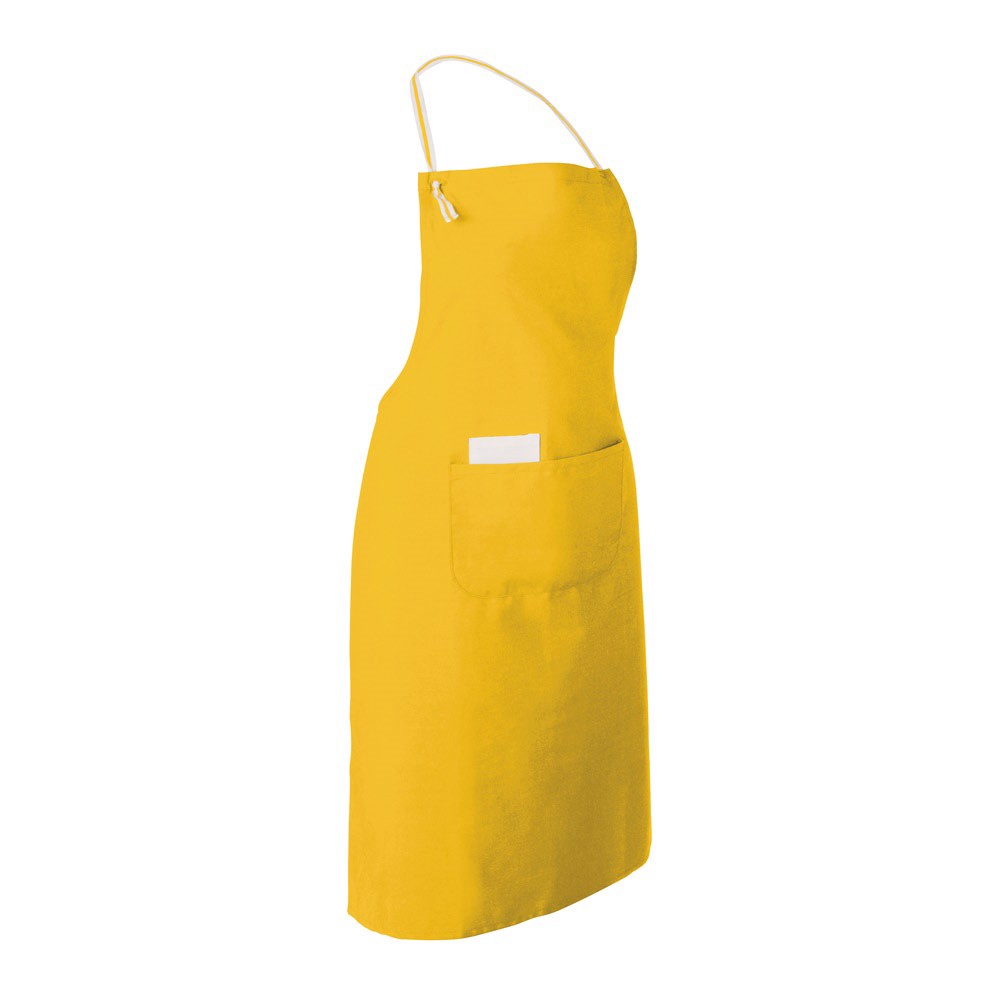 CHIVES. Ποδιά - Κίτρινο