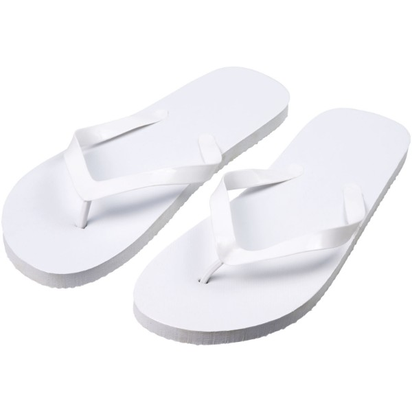 Railay beach slippers (M) - White