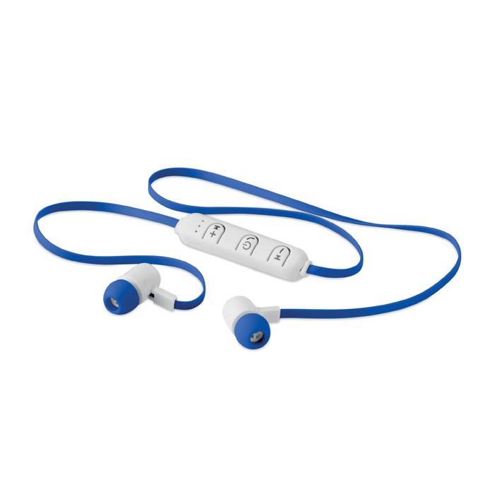 Wireless earphone in a box Jazz - Royal Blue