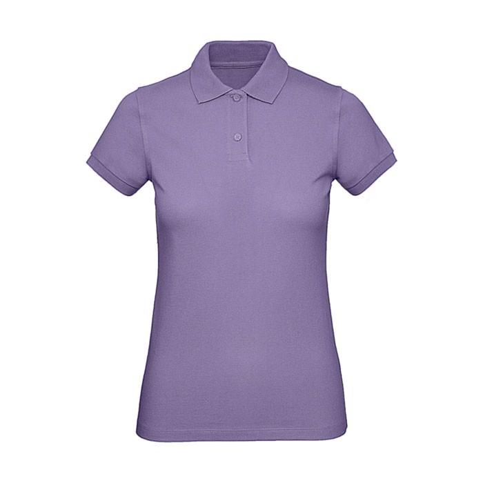 Polo women Poloshirt - Lilac / S