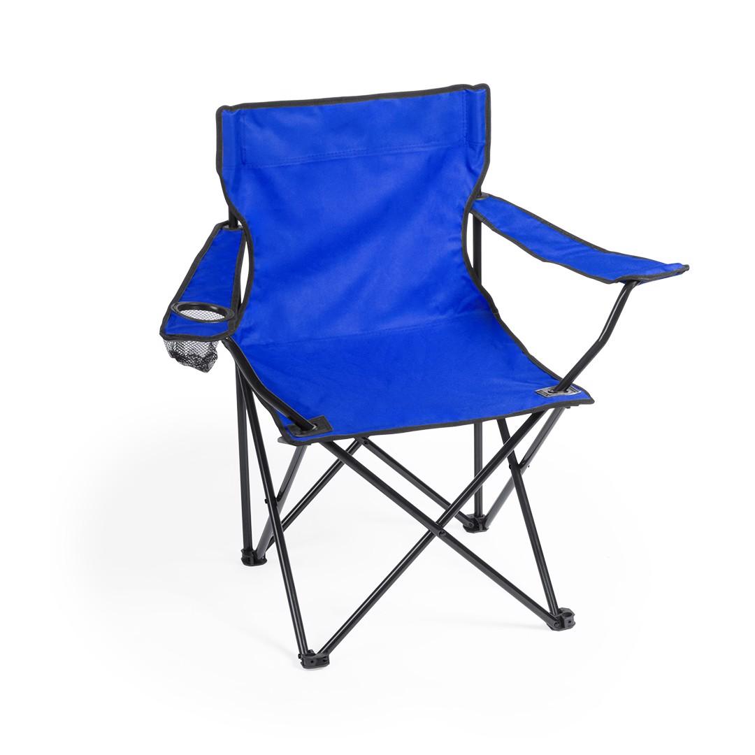 Cadeira Bonsix - Azul