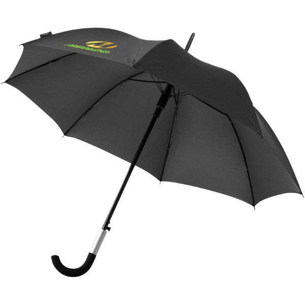 """23"""" deštník Arch s automatickým otvíráním - Černá"""