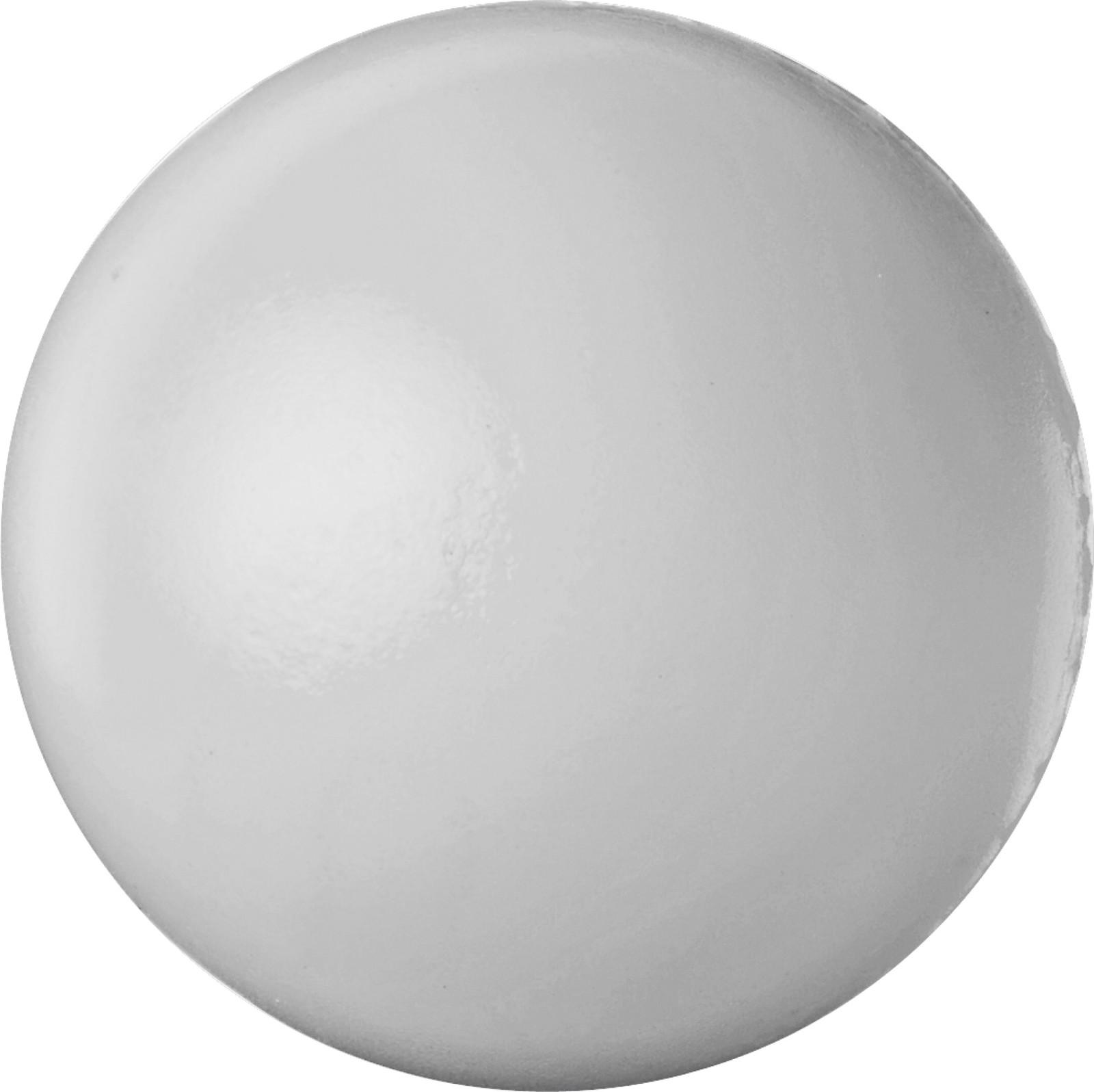 PU foam stress ball - Silver