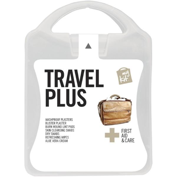 MyKit Travel Plus First Aid Kit - White