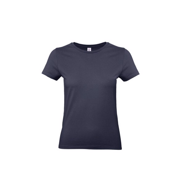 T-shirt female 185 g/m² #E190 /Women T-Shirt - Urban Navy / L