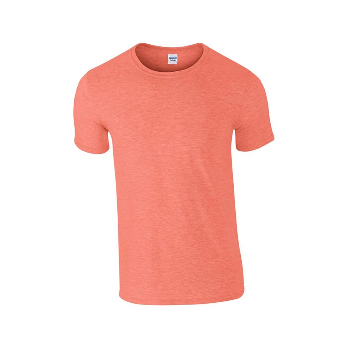 Ring Spun T-Shirt 150 g/m² Ring Spun T-Shirt 64000 - Heather Orange / M