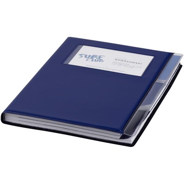 Zápisník s pevnou obálkou A5 Tasker - Světle modrá