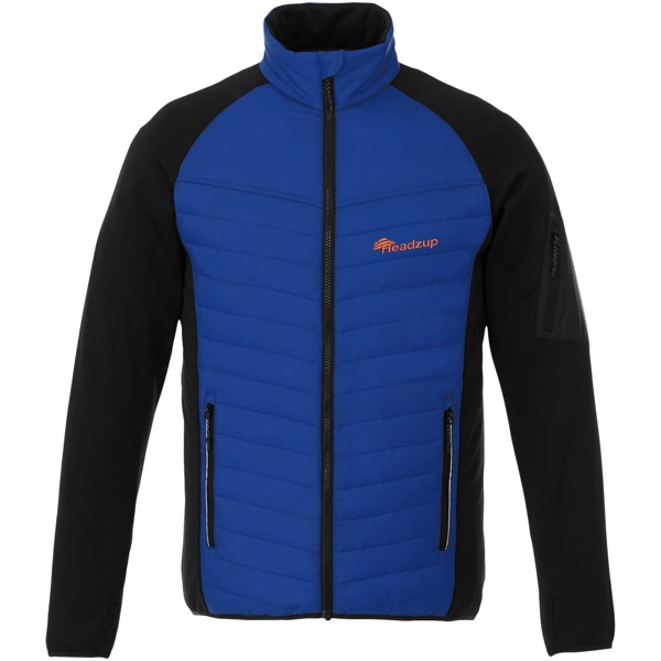 Banff hybrid insulated jacket - Blue / L