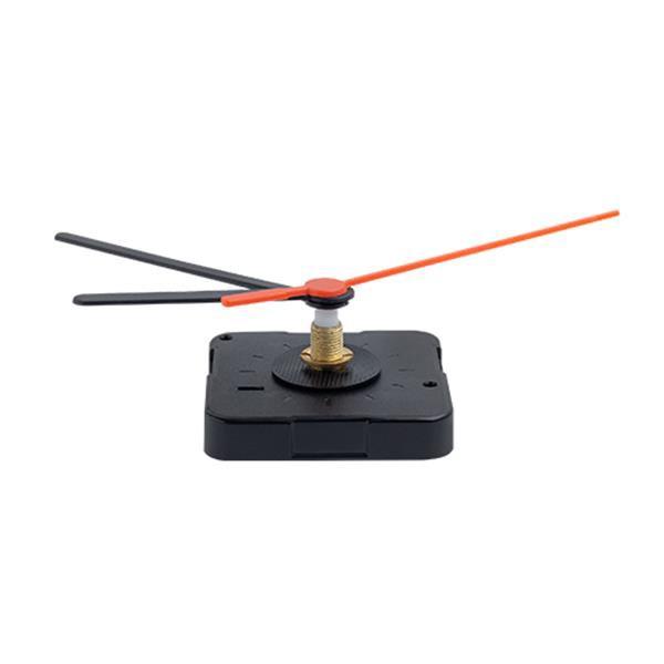 Mecanismo De Relógio 12 Mm, Movimento Contínuo - Preto