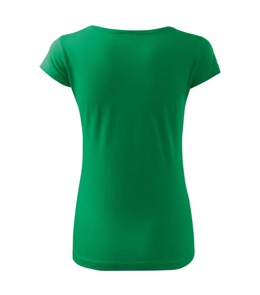 T-shirt women's Malfini Pure - Kelly Green / 2XL
