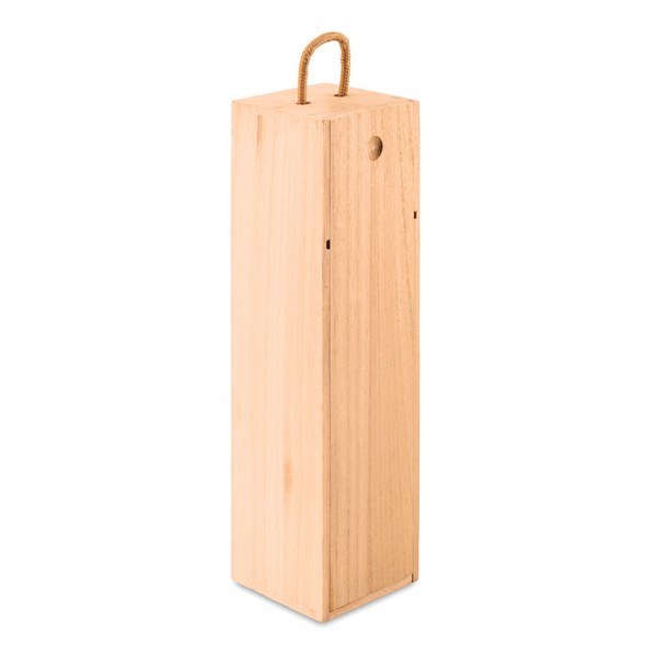 Wooden wine box Vinbox